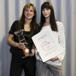 Lucie Regnemerová - 2.místo